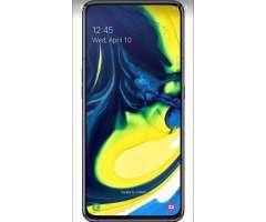 Samsung Galaxy A80 Black Nuevo y con factura