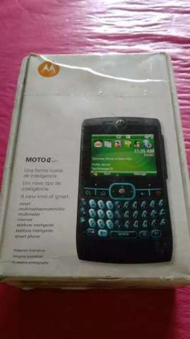 Motorola Q libre. Qwerty con windows