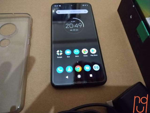 Moto G7 Plus Libre Impecable