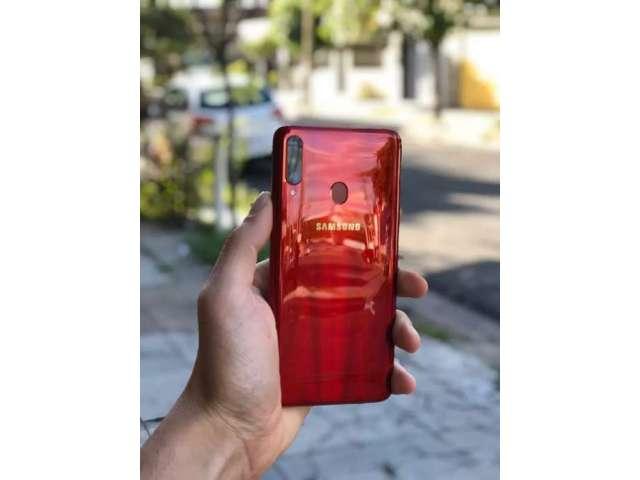 celular samsung A 20s nuevos