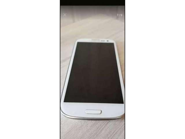 Samsung Galaxy S3 gde 16G personal Sur Rosario