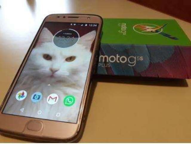 MOTOROLA G5 S PLUS IMPECABLE