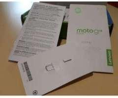 MOTOROLA G5 S PLUS IMPECABLE