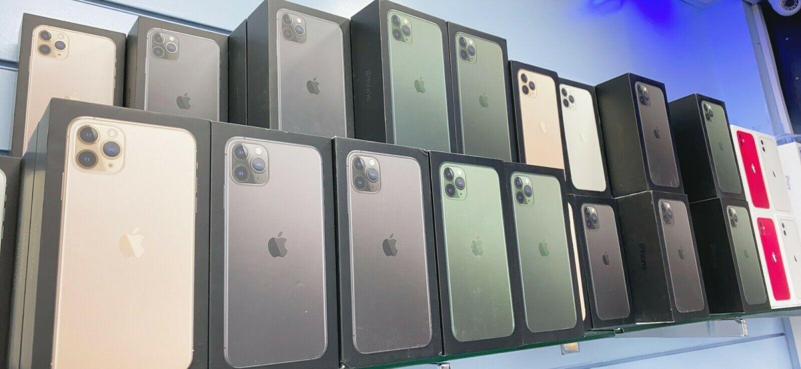 Oferta para Apple iPhone 11, 11 Pro y 11 Pro Max a precio de mayorista.